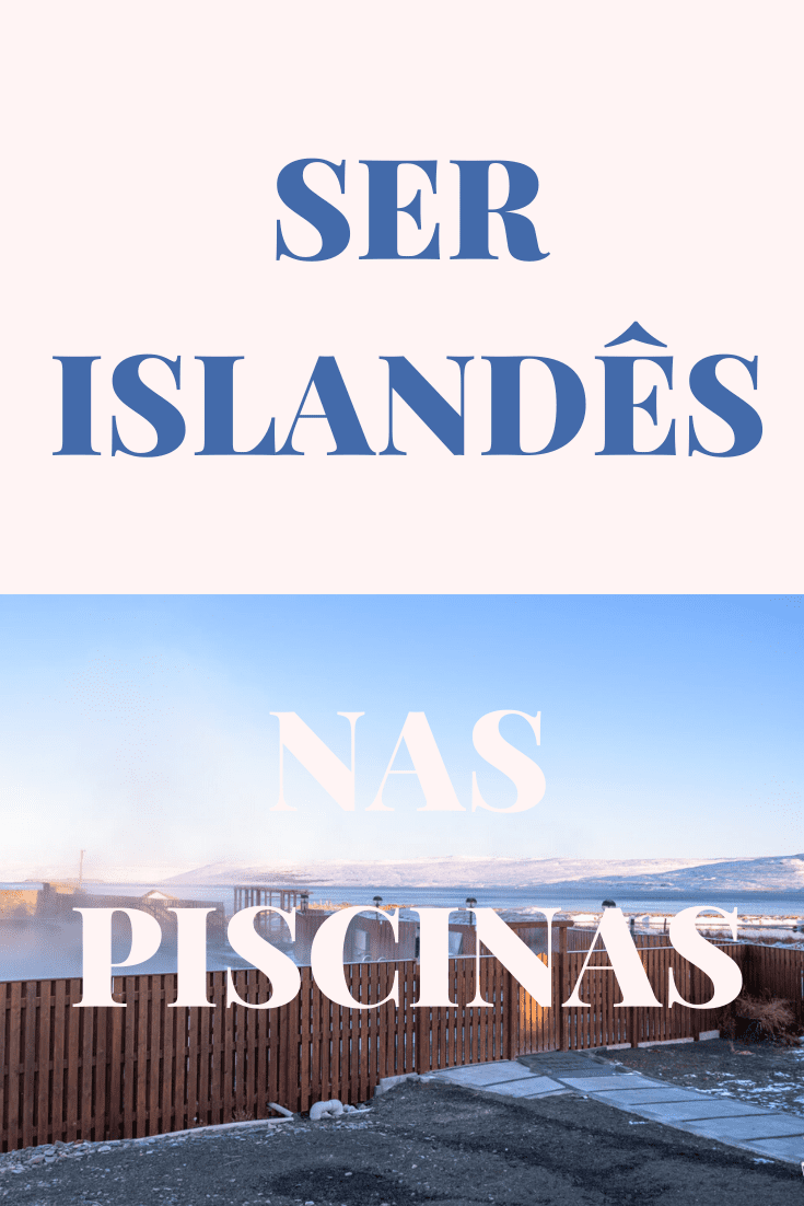 ser islandês