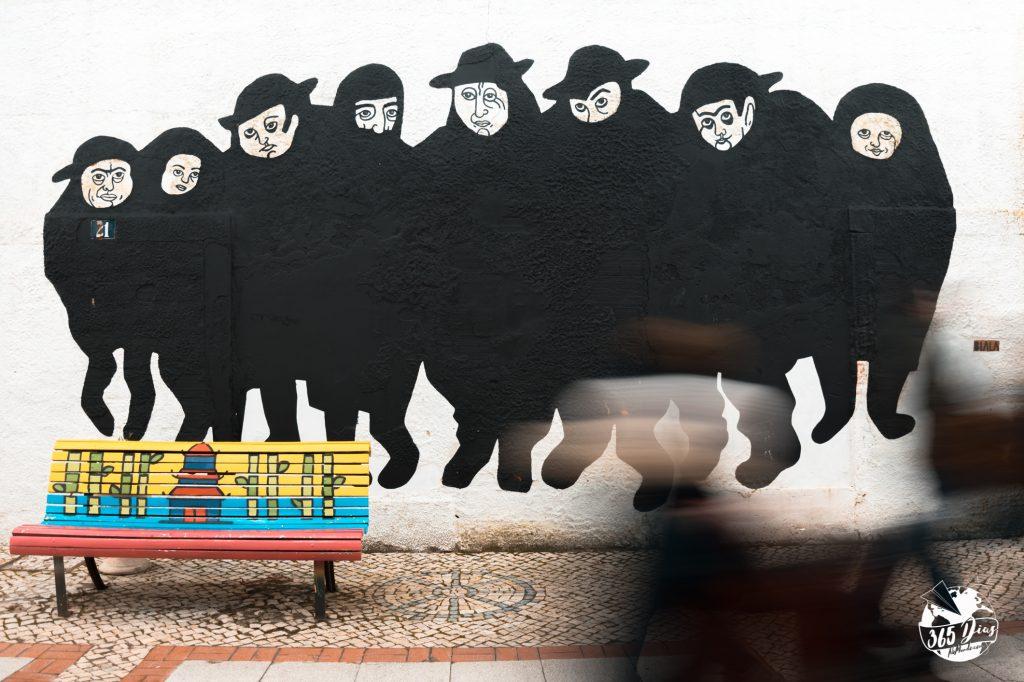street art águeda