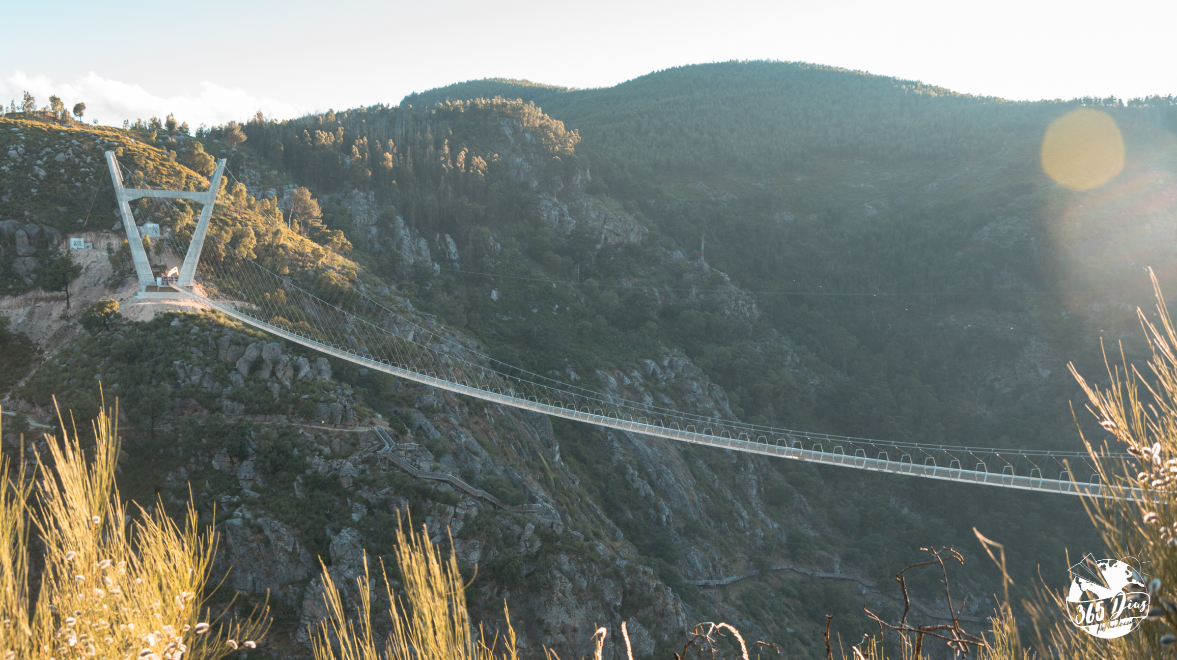 ponte suspensa de Arouca